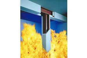 Pilares con Resistencia al fuego - Nomar Aillaments