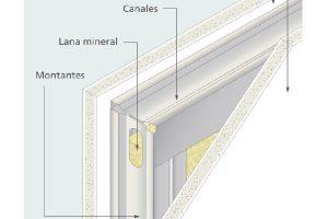 Sistemas especiales de Pladur para  exteriores